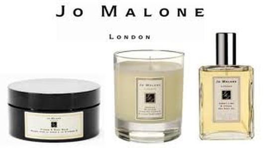 Jo Malone fragrance queen