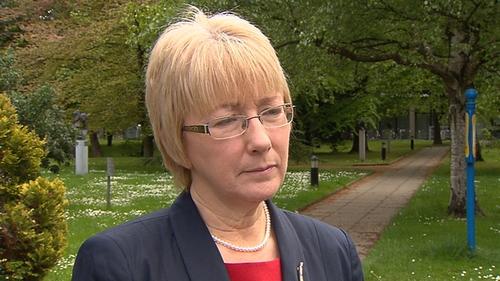 Former Fianna Fáil govt minister Mary Hanafin