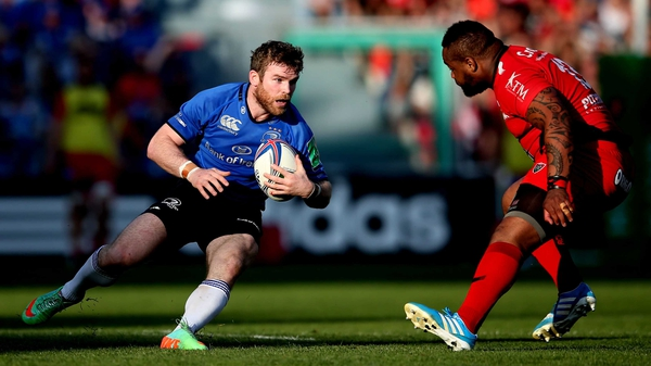 Gordon D'Arcy will be back for more with Leinster next season