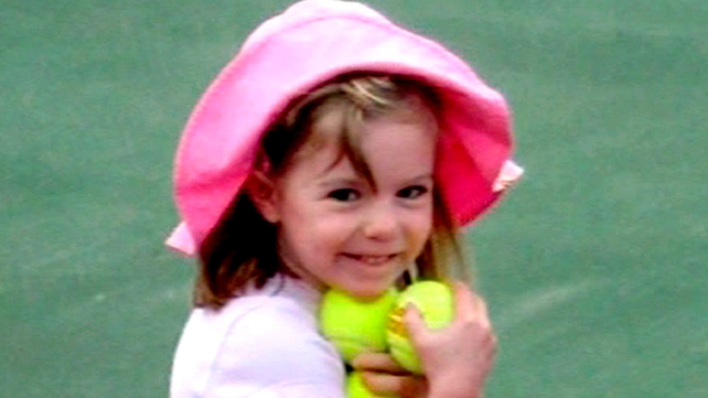 Madeleine McCann went missing on 3 May 2007 in Praia da Luz, Portugal