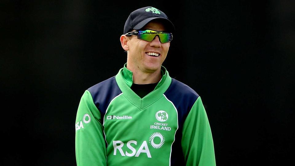 Niall O'Brien scored 33 runs
