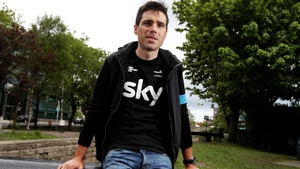 Philip Deignan: 'I never really imagined I'd get the opportunity to start a Grand Tour myself'