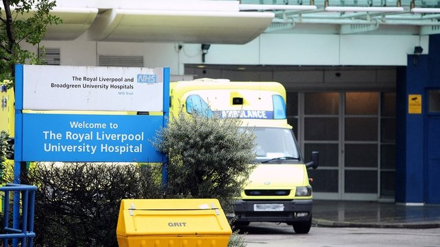 Hospital executives said they have apologised 'unreservedly' to the patient