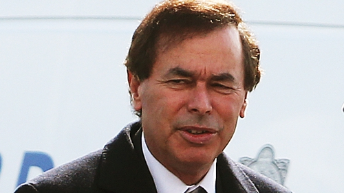 Alan Shatter has resigned from Government