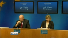 Details of water charges announced