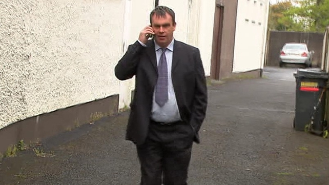 Martin Earley broke down in court when the jury was directed to find him not guilty