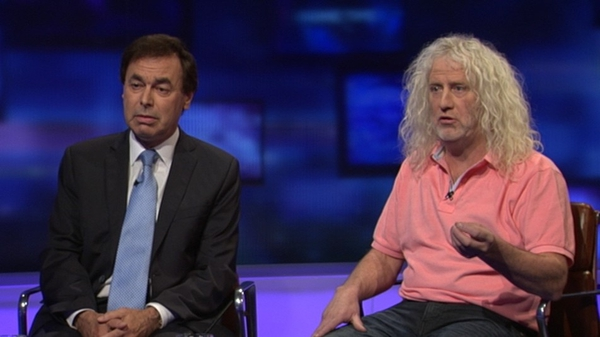 Alan Shatter has not committed an offence and is not subject to any penalty