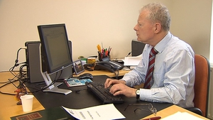 Data Protection Commissioner Billy Hawkes publishes his office's report for 2013