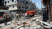 City of Homs has suffered repeated bombings