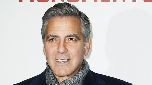 George Clooney to enter politics?