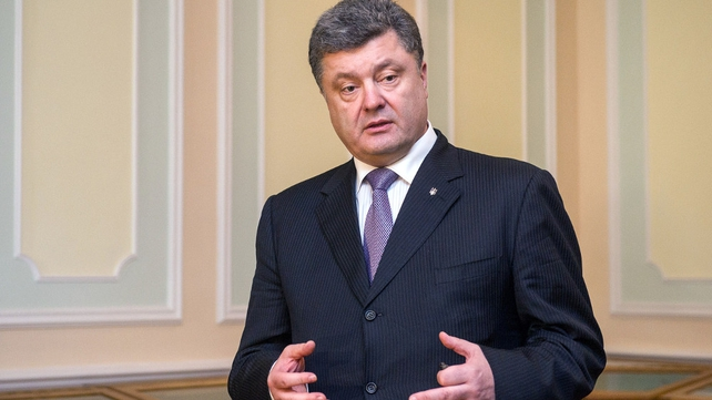 Petro Poroshenko is expected to be declared the winner of the Ukrainian presidential elections in the coming days