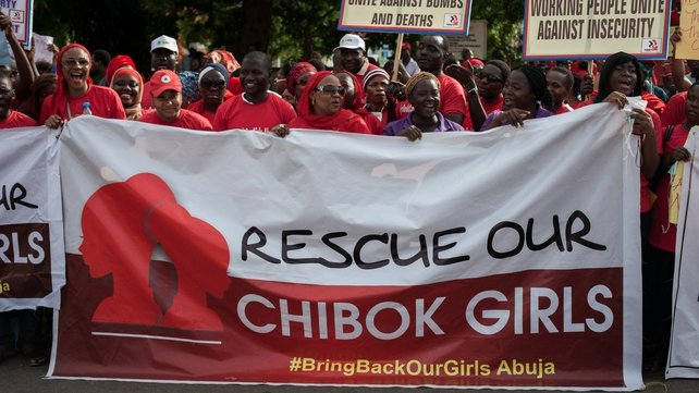 The kidnapping has triggered an international outcry and protests in Nigeria