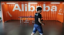 Alibaba has been grappling with a slowdown in the world's second-largest economy - China