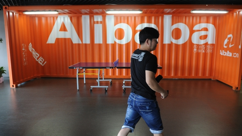 Alibaba announces biggest merger in Chinese internet history