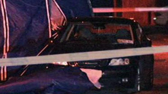 Seamus O'Byrne was shot in Tallaght in 2009