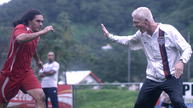 Thomas Rongen finds himself central to the ultimate lost cause