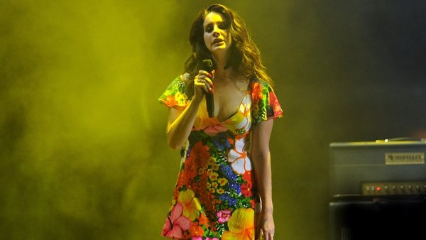 Lana Del Rey releases video for West Coast