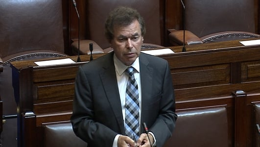 Alan Shatter TD responds to the Guerin Report