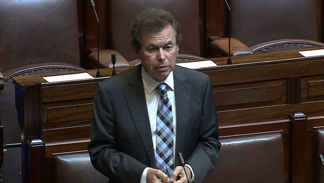 Mr Shatter resigned as Justice Minister yesterday