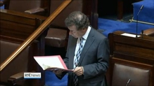 Alan Shatter resigns as Minister for Justice