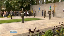 Easter Rising leaders remembered at Arbour Hill cemetery