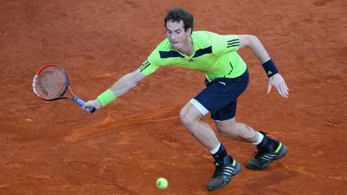 Andy Murray meets Colombia's Santiago Giraldo in the next round