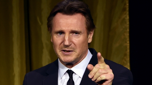 Neeson - Film tells the story of the bond between a young boy and the beast that visits him while he is having nightmares