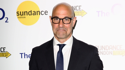 "Tucci - ""It was such an interesting story and I wanted to be involved in it"""