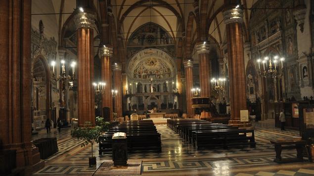 The Verona Duomo