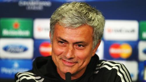 "Mourinho: ""I'm looking forward to beating Robbie Williams' and Big Sam's England team and raising money for UNICEF"""