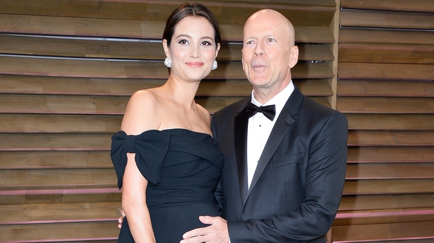 Bruce Willis and wife Emma Heming welcome second daughter
