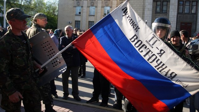 Pro-Russian activists say vote on referendum will go ahead