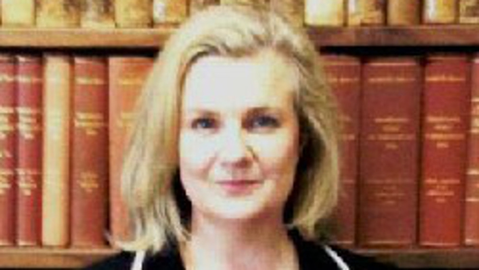 Eileen Creedon, who was appointed Chief State Solicitor in 2010 (Pic: Irish Women Lawyers Association website)