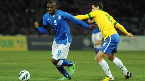 Mario Balotelli has been told that no-one is guaranteed a place in the Italy World Cup squad