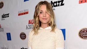 Kaley Cuoco-Sweeting stars in The Big Bang Theory