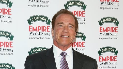 Schwarzenegger: ''I never thought that all of the studios would come back""
