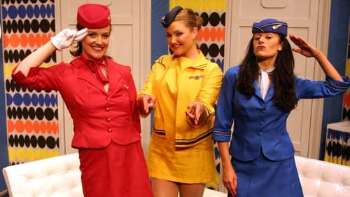 Prosperous Dramatic Society perform Boeing Boeing at All-Ireland Drama Festival