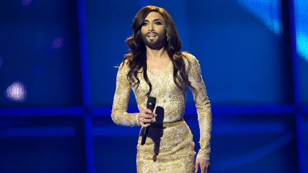 Conchita wins the Eurovision Song Contest