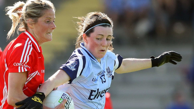 Lyndsey Davey: 'Cork have such a great team and are so experienced in th
