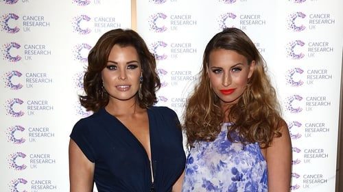 It looks like the TOWIE girls are heading to Ibiza