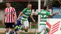 McCabe fires Shamrock Rovers past Derry