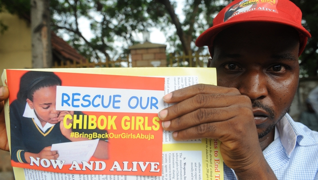 Boko Haram kidnapped more than 250 girls from a secondary school in Chibok in remote northeastern Nigeria on 14 April