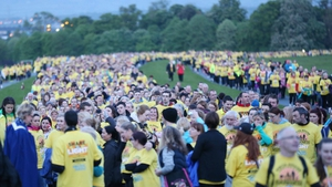 Around 170,000 people took part in Darkness into Light last year - raising €5.4m