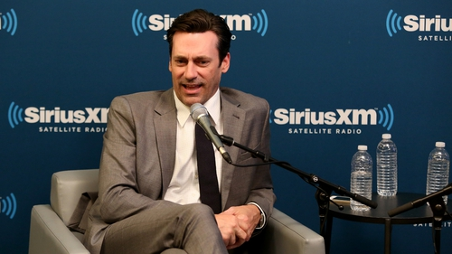 "Hamm: ""The last movie that made me cry was either Despicable Me 2 or Frozen"""