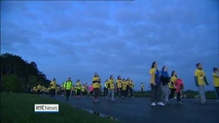 Around 80,000 people take part in 'Darkness into Light' walks