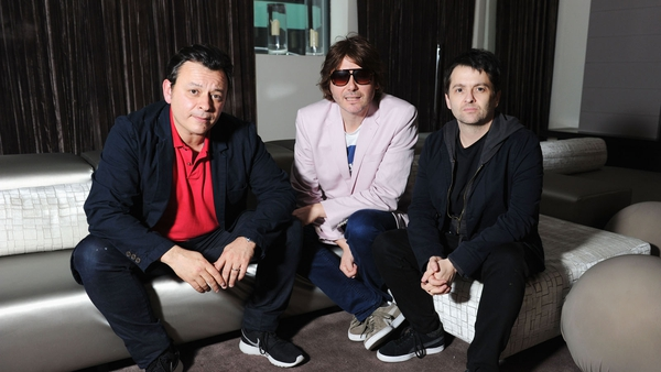 Manic Street Preachers still going strong
