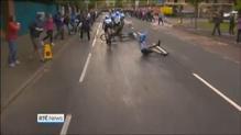 Second stage of Giro D'Italia in Ireland