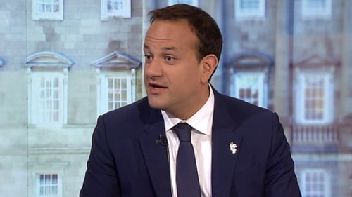 Minister for Transport Leo Varadkar has said the Department of Justice is not fit for purpose