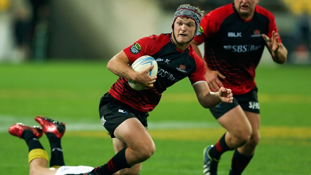 Munster will have their new Kiwi signing Tyler Bleyendaal joining them in November