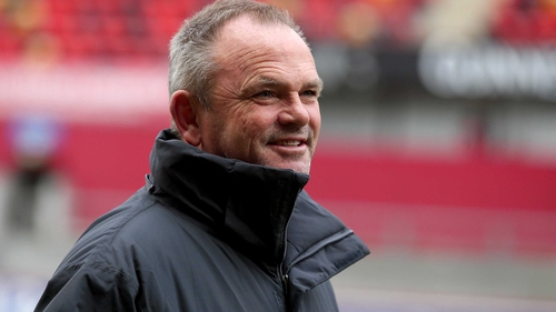 Mark Anscombe is the new Canada coach